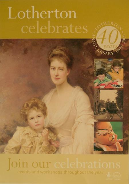 Lotherton Celebrates 40 Years