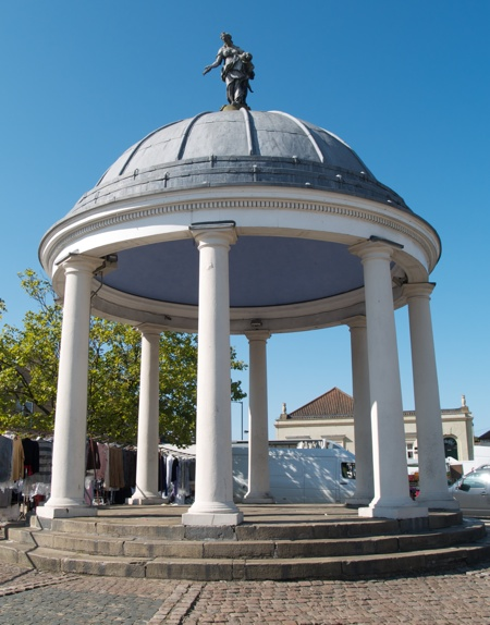 Rotunda in the Market Place Swaffham