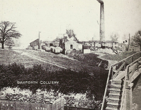 Sisters Pit, Garforth