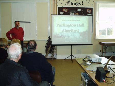 Talk at Lotherton Hall