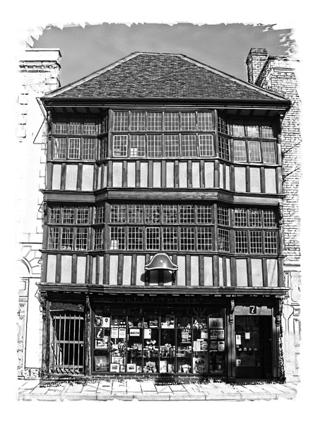 Ye Olde Hat Shoppe, Tewkesbury