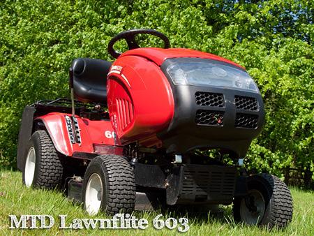 Lawnflite 603 Mower