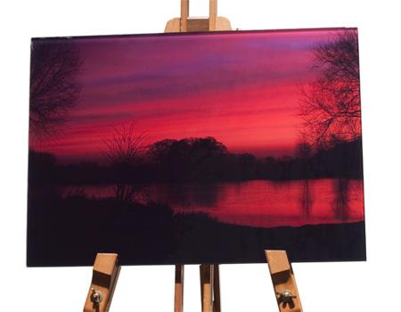 Scarthingwell Lake Sunrise