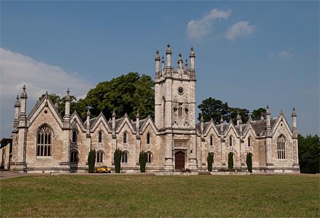 Former Gascoigne Almshouses