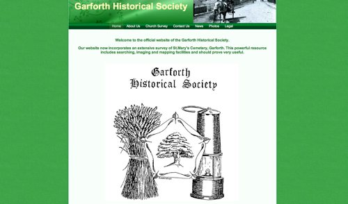 garforth historical society