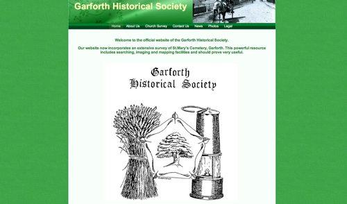 garforth historical society