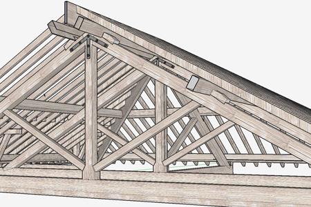 Parlington Roof Truss